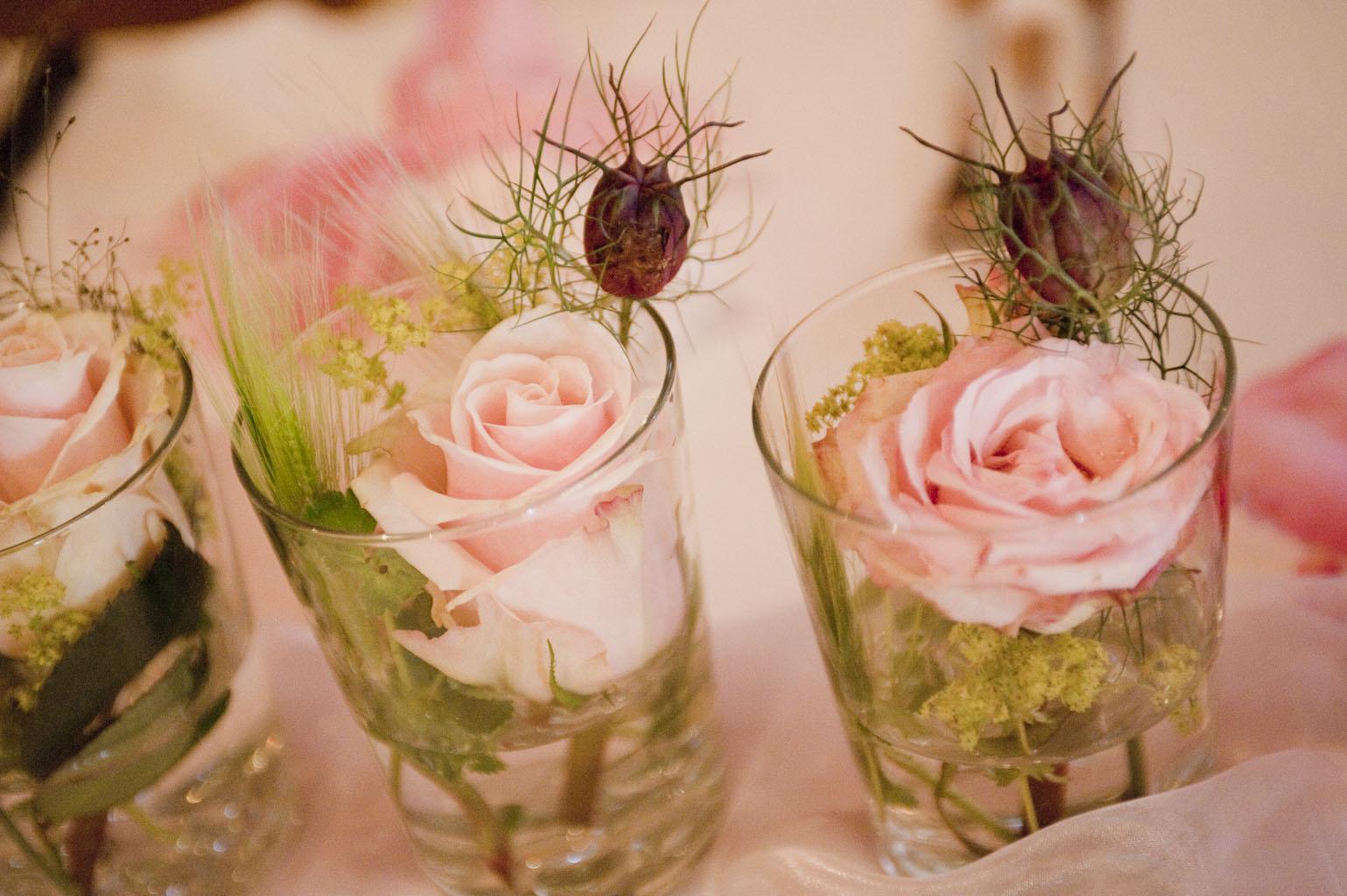 Hochzeit Blumendekoration